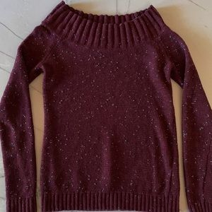 Chenille sweater | XS